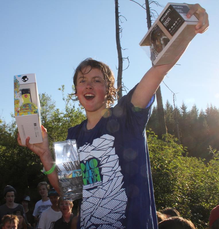 Camper winner