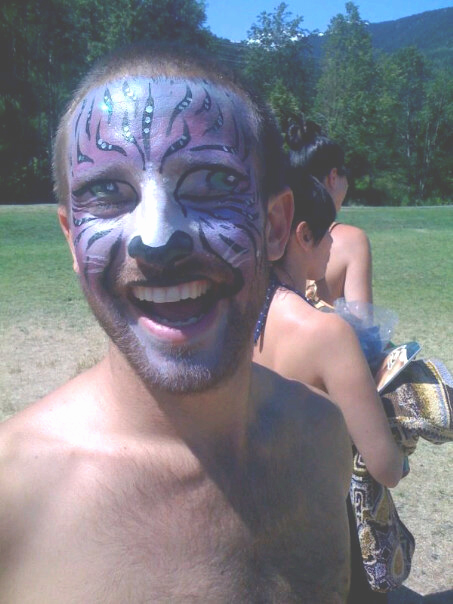 Colby face paint