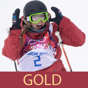 Dara Howell wins Gold!   Sochi 2014 Olympics Slopestyle