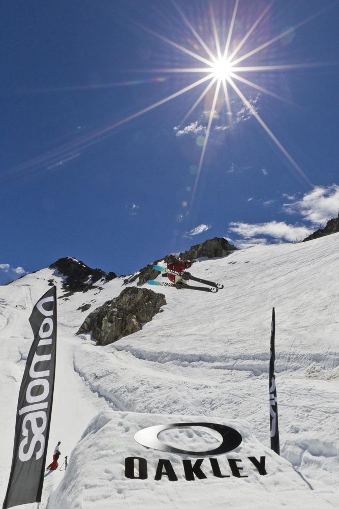 Blackcomb Glacier Skiing Camps