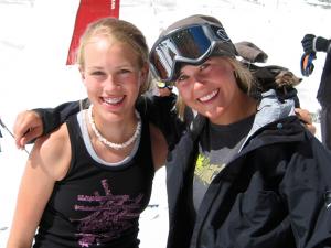 Sarah and camper2