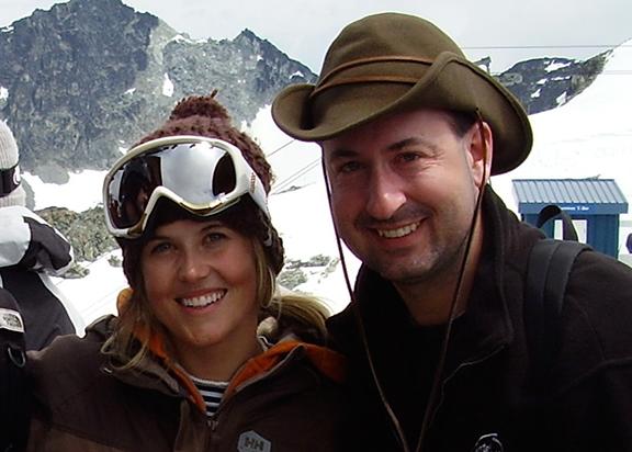 John & Sarah