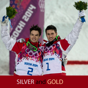 GOLD and SILVER for Alex Bilodeau and Mikael Kingsbury – Sochi 2014 Olympics
