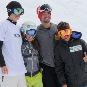 Sochi Olympians Return to Coach at Momentum Camps