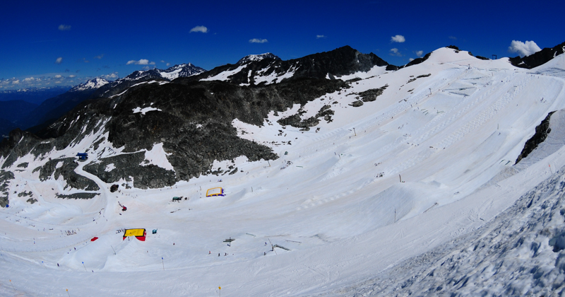 Overview Glacier - STU 2