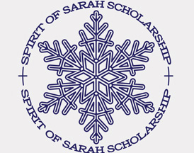 Spirit of Sarah Scholarship Announcement