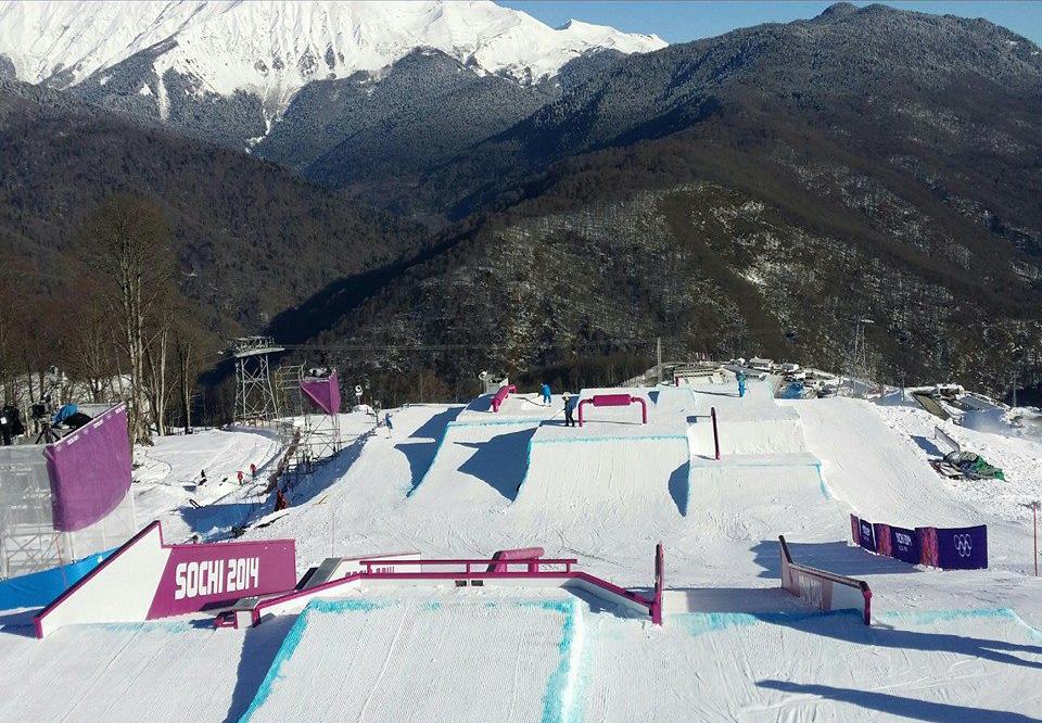 Slopestyle-Sochi